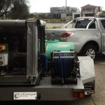 Yanmar 4000PSI Diesel and Truck - Perfectly Mobile